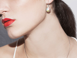 Joidart_ss15_cosmos_model_earrings